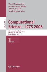 Computational Science - ICCS 2006 /1
