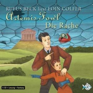 Eoin Colfer: Artemis Fowl-Die Rache