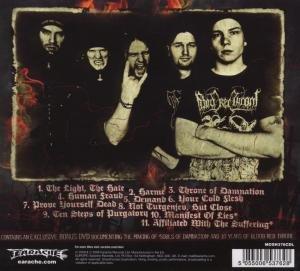 Souls Of Damnation (Ltd.Edition Incl.Dvd)