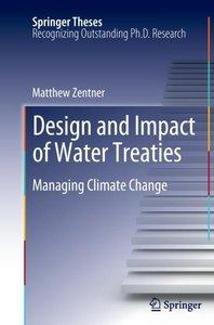 Design and impact of water treaties