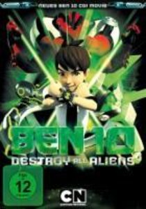 Ben 10 - Destroy All Aliens