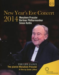 Berliner Philharmoniker-Silvesterkonzert 2014