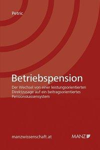 Betriebspension