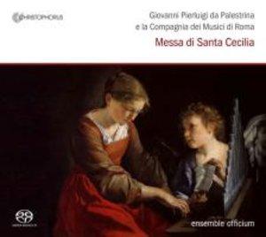 Messa Di Santa Cecilia/Motetten/Canticum
