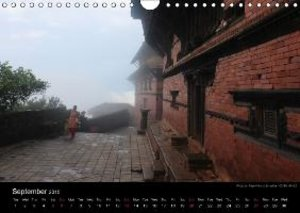 Monuments of Nepal 2015 (Wall Calendar 2015 DIN A4 Landscape)