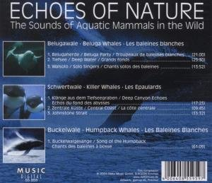 Echoes Of Nature-Walgesänge