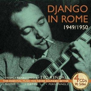 Django Reinhardt In Rome 1949/1950