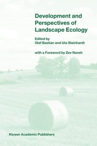Development and Perspectives of Landscape Ecology