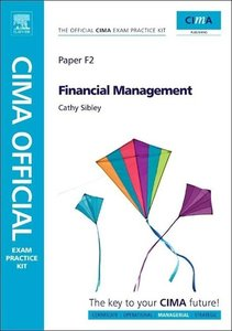 CIMA Official Exam Practice Kit Financial Management