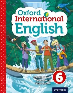 Oxford International Primary English Student Book 6