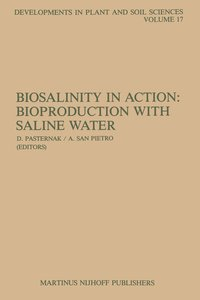 Biosalinity in Action: Bioproduction with Saline Water