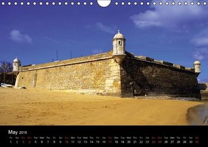 Beautiful Algarve (Wall Calendar 2015 DIN A4 Landscape)