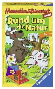 Mauseschlau & Bärenstark Rund um die Natur Mitbringspiele