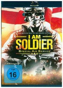 I Am Soldier (Blu-Ray)
