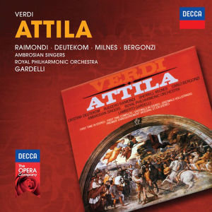 Attila (Decca Opera)