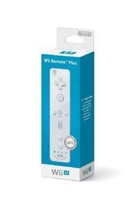 Nintendo Wii U - Remote Plus, weiß