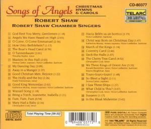 Songs Of Angels/Christm.Hymns