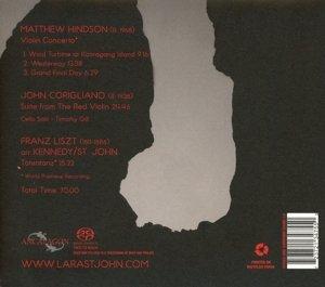 Hindson/Corigliano/Liszt