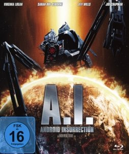 U.I.Android Insurrection (Blu-Ray)