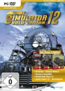 Trainz Simulator 12 - Gold Edition