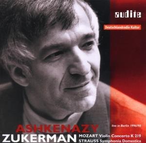 Ashkenazy und Zukerman