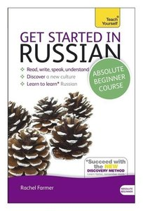 Get Started In Russian Book/CD Pack: Teach Yourself