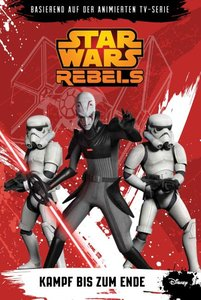 STAR WARS Rebels (Episodenroman zur TV­-Serie) Bd 4