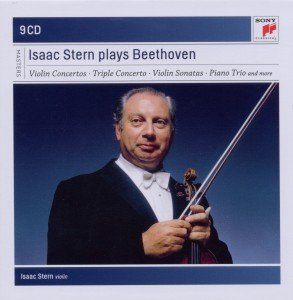 Isaac Stern plays Beethoven-Sony Classical Maste