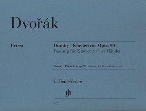 Dumky Klaviertrio op. 90