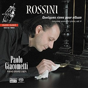 Complete works for piano 4/Quelques Rien pour albu