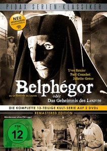 Belphégor oder Das Geheimnis des Louvre (Remastered Edition)