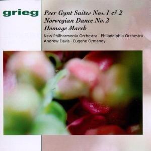Peer Gynt Suites 1 & 2