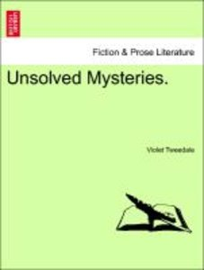 Unsolved Mysteries.