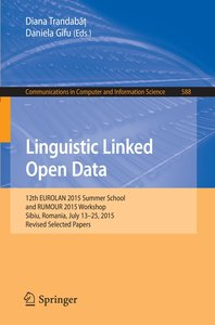 Linguistic Linked Open Data