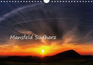 Mansfeld Südharz (Wandkalender 2016 DIN A4 quer)