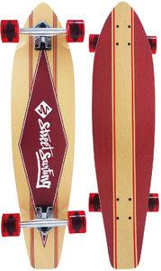 Streetsurfing Longboard Kicktail, 91 cm