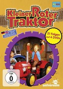 Kleiner Roter Traktor Box 3 (DVD 9-12)