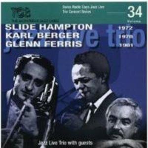 Jazz Live Trio vol.34