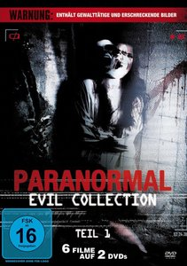 Paranormal Evil Collection-Teil 1 (DVD)