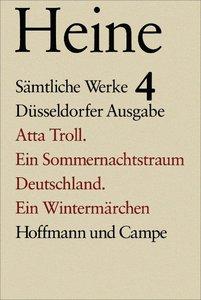 Atta Troll. Ein Sommernachtstraum. Deutschland. Ein Wintermärche