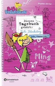 Bibi Blocksberg - Dieses Tagebuch gehört Bibi Blocksberg. Juhu,