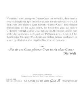 Lyrische Beute-Gedichte Aus 50 Jahren
