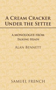 A Cream Cracker Under The Settee