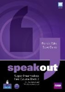 Speakout Upper Intermediate Flexi Course Book 2