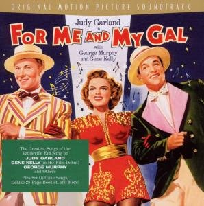 Garland, J: For Me and My Gal/Soundtrack/CD