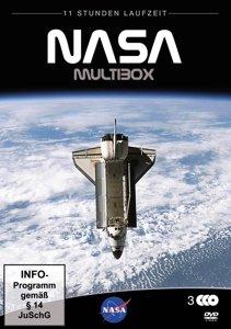 Nasa Multibox-50 Jahre Weltraumforschung