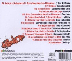 Latino Hiphop & Rap 2012