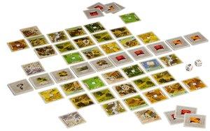 Die Fürsten von Catan - Kartenspiel