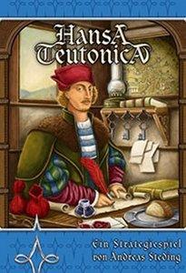 Argentum 0018 - Hansa Teutonica - Ein Strategiespiel von Andreas