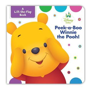 Winnie the Pooh Peek-a-Boo Winnie the Pooh